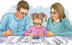 Как получить стандартный налоговый вычет на детей в 2021: кому положен, пошаговая инструкция и необходимые документы