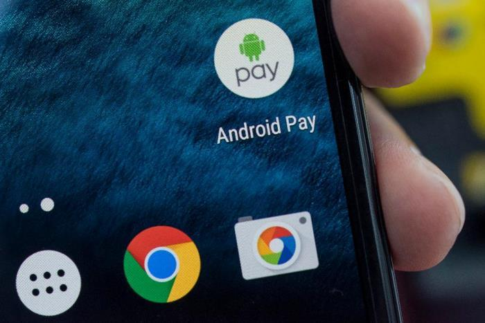 Как использовать Android pay